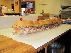 Catering Sub Sand