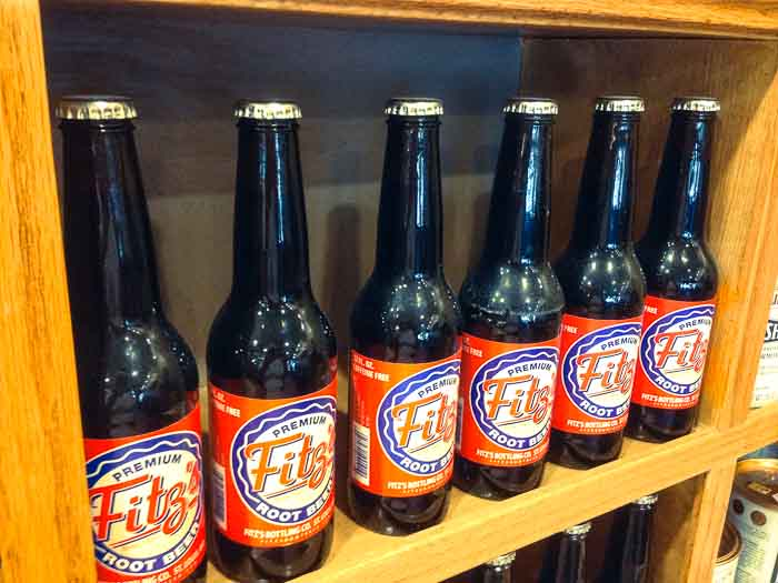 Product Fitzs Root Beer Soda