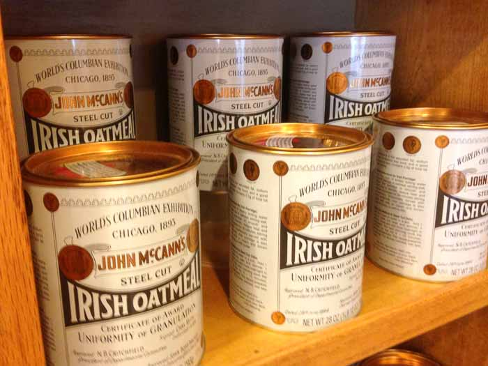Product Irish Oatmeal