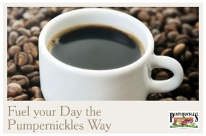 Delicious Freshly Brewed Coffee Everyday!